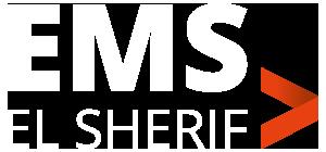 EMS – EL SHERIF Retina Logo